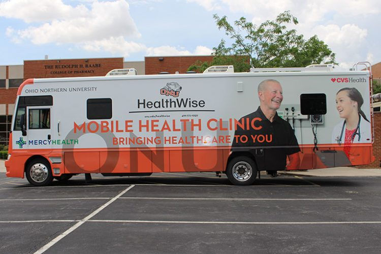 mobile healthcare clinic