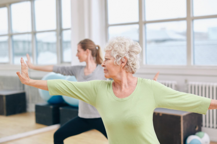 Best Exercise For Older Women