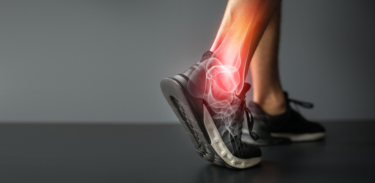 Hills Podiatry Visit is Ideal for Heel Pain