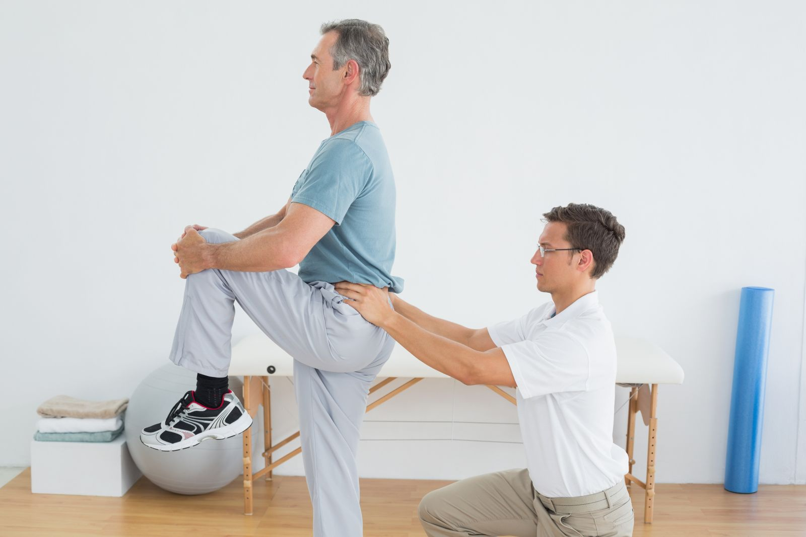 How Physical Therapy for Back Pain Serves
