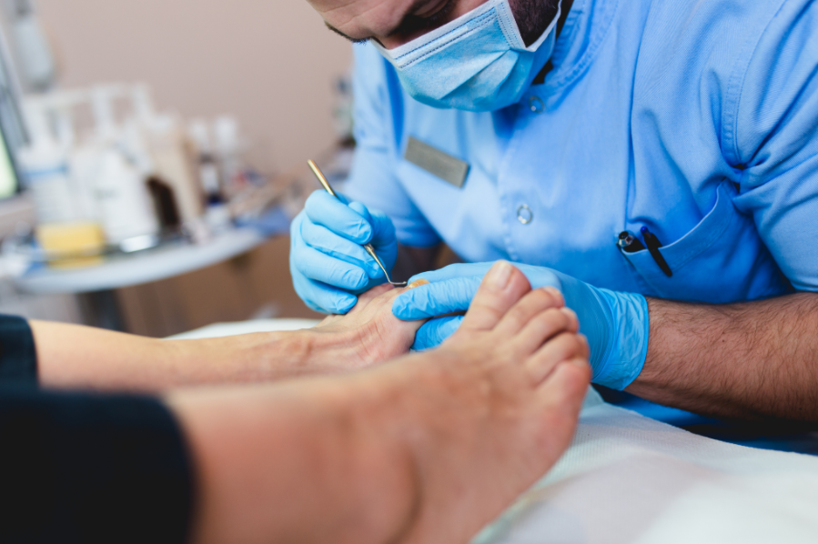 best podiatrist gold coast